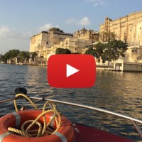 Video: Boat ride at Lake Pichola in Udaipur on my wheelchair
