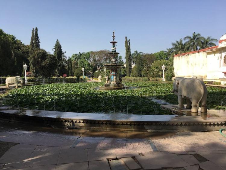 Kamal Talai Fountain
