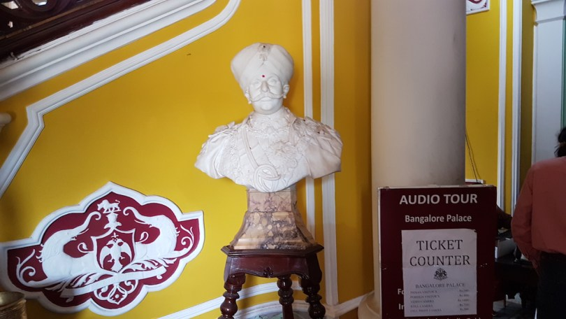The ticket counter at Bangalore Palace.jpeg