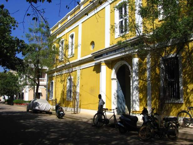 French Quarter Pondicherry