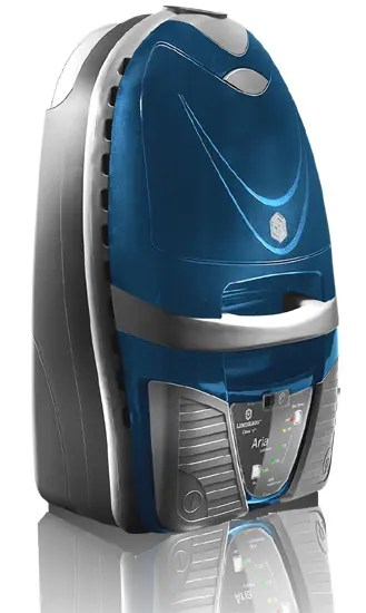 Aria Canister Vacuum by Lindhause