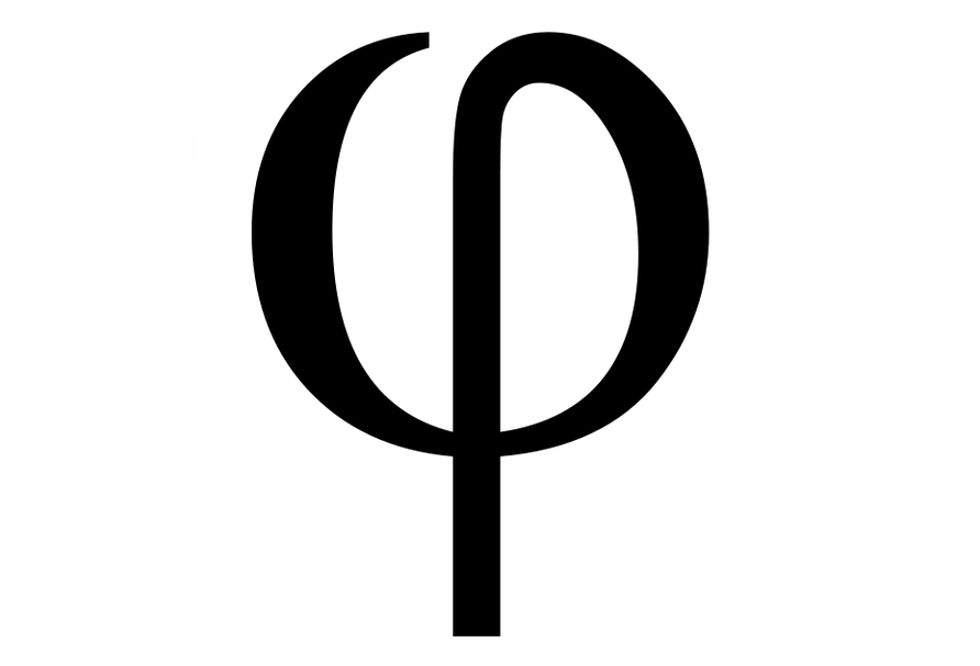 lowercase greek letters phi matt vaudrey 23518 | Greek letter lowercase Phi