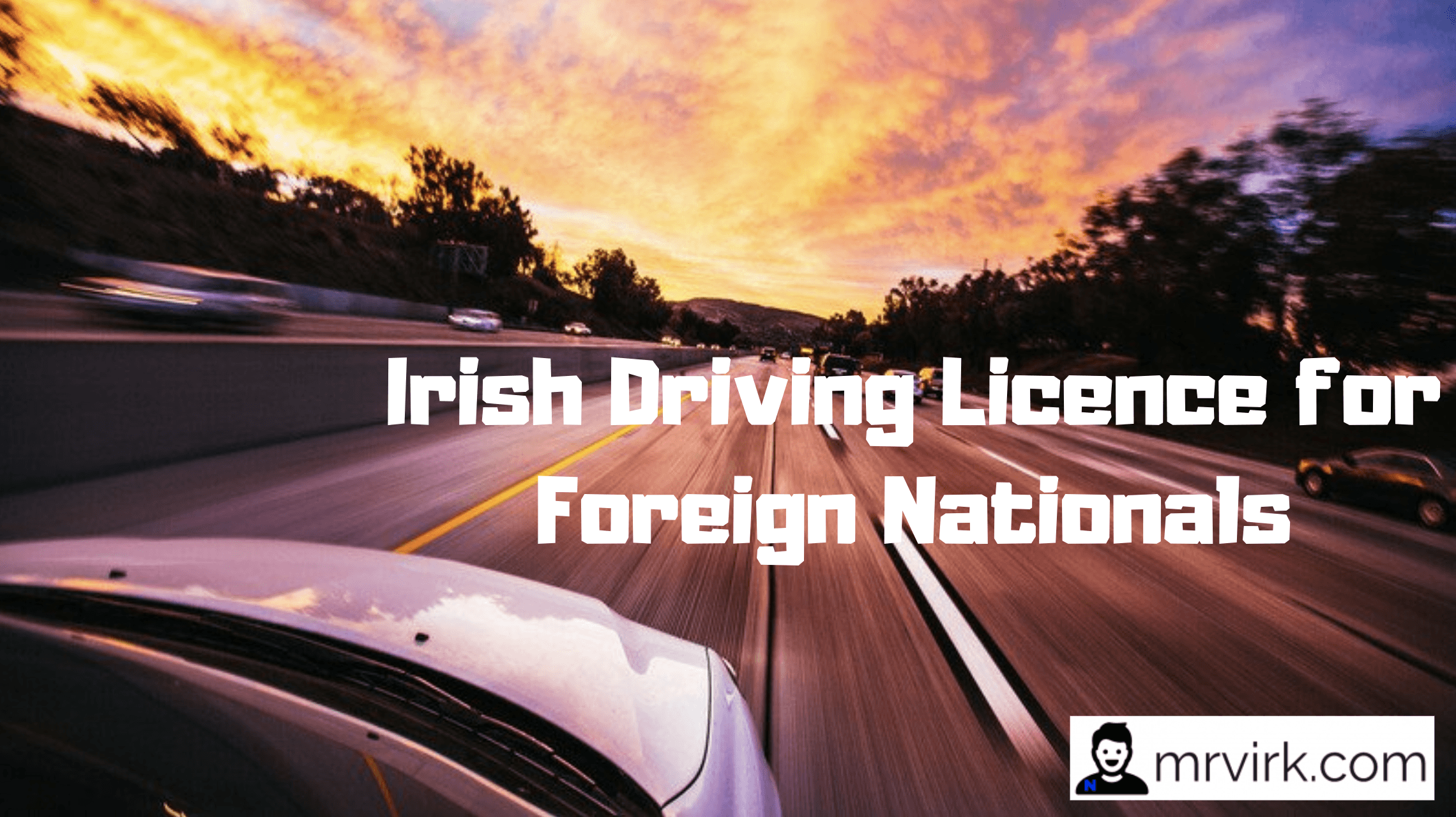reduced EDT - driving licence ireland