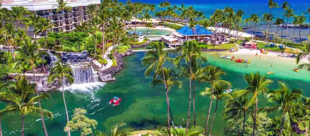Hilton Waikoloa Village - PK Stock