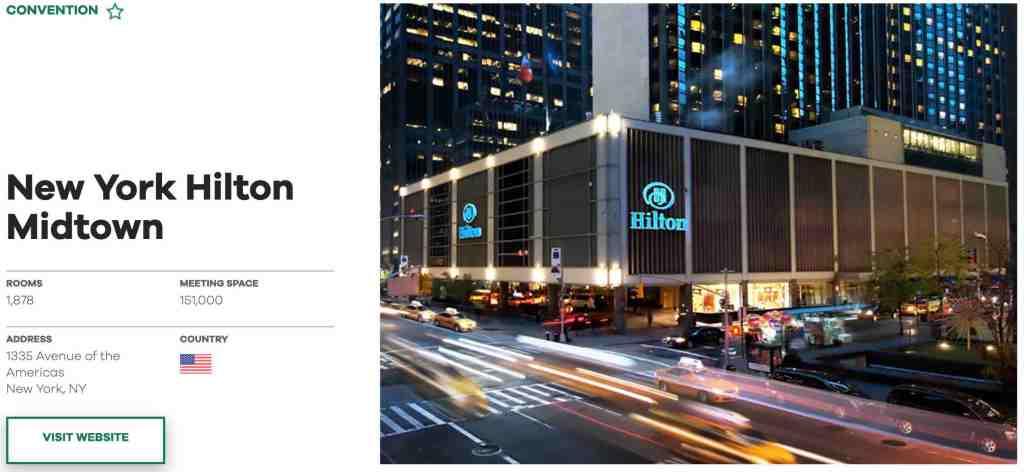 New York Hilton Midtown - PK Stock & Real Estate Analysis