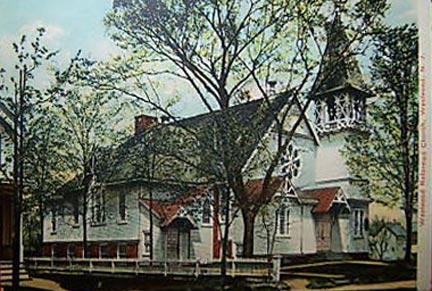 Reformed Church - 1910.