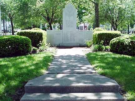 Multi-War Memorial.