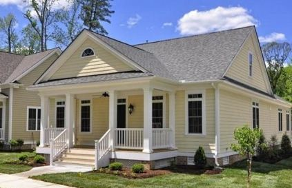 Marybeth detached home in Charlotte Park, New Town, Williamsburg VA