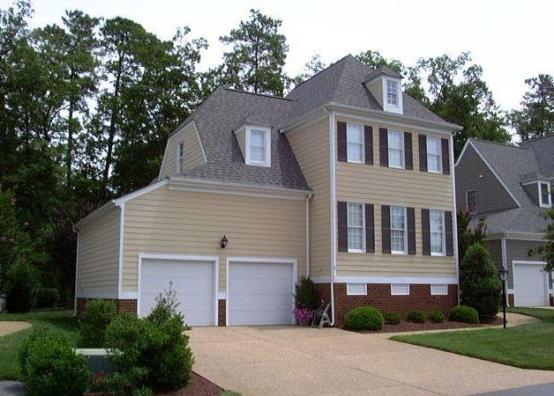another home in the brandon woods community in williamsburg