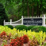 Governors Land in Williamsburg VA showcases Four Homes during 2018 Historic VA Garden Week