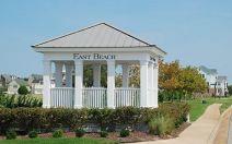 Eantrance to East Beach