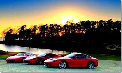Ferraris on the james @ kingsmill-001