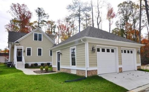 cottage garage