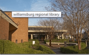 A national ranking of public libraries has once again made Williamsburg Regional Library (WRL) a star.