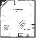 Avon great room