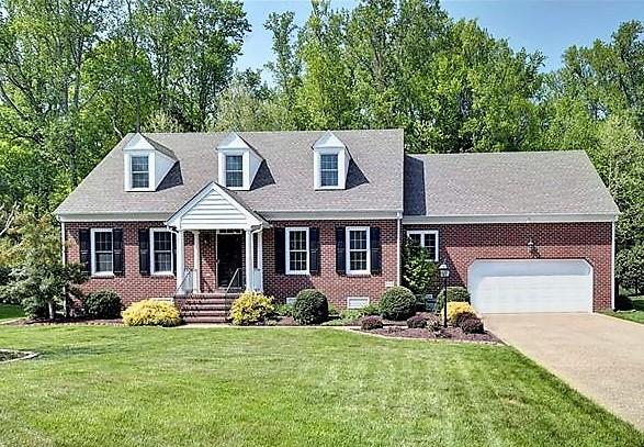 Joel Sheppard home in Piney Creek Williamsburg VA