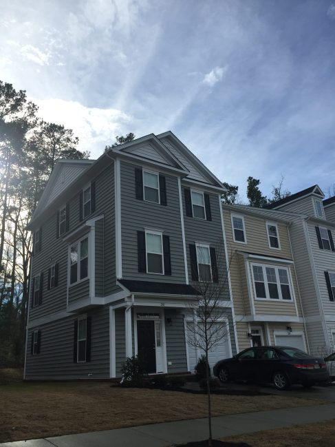 governors grove townhome