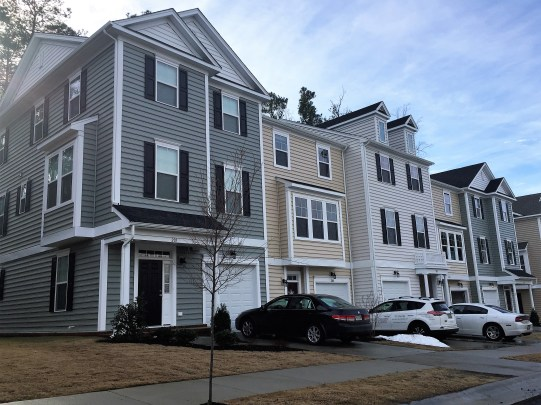 townhome at governors grove