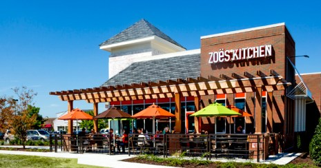zoes kitchen new town