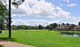 Kingsmill Golf view