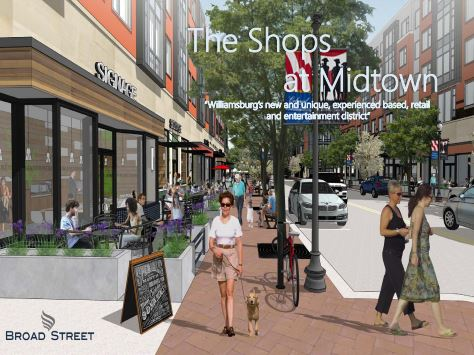 The Shops at Midtown-Williamsburg VA