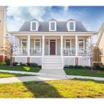 Convenience and Charm in Charlotte Park, New Town: The Harned Home-FOR SALE