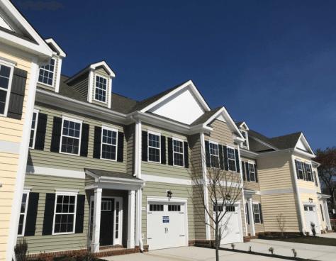 town homes in Martin Farm, Yorktown3