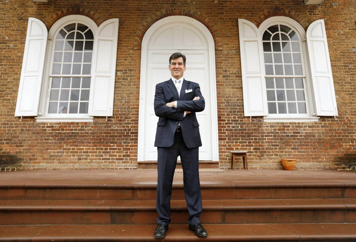 Healthier financial picture at Colonial Williamsburg for 2018 — Mr ...