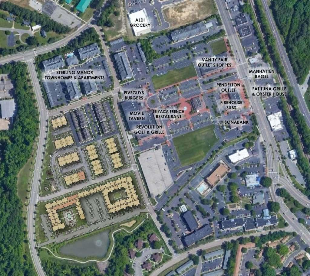 Williamsburg Apartments: More Apartments Coming To High Street In Williamsburg VA