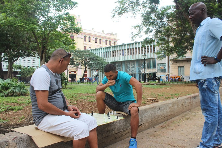 chess cuba travel havana