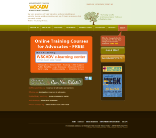 WSCADV old home page