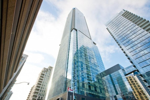 Four Seasons Private Residence Hotel and Condo 50 Yorkville Avenue & 55 Scollard Street Toronto