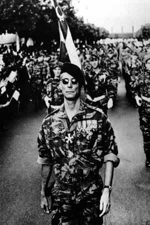 Colonel Mathieu