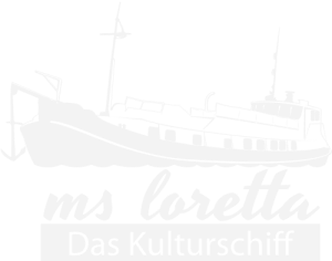 Loretta 500 white - Logo