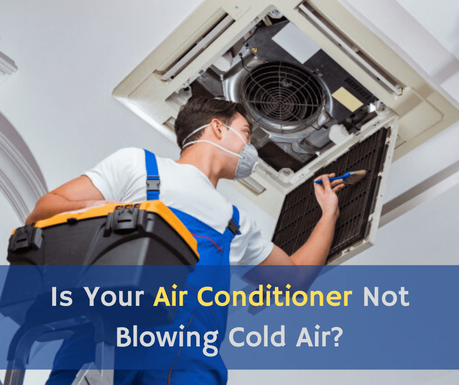Air Conditioner Not Blowing