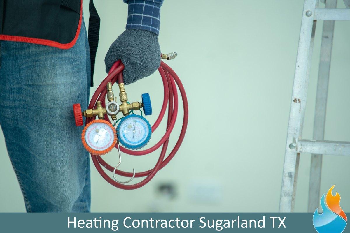 Heating Contractor SugarLand TX