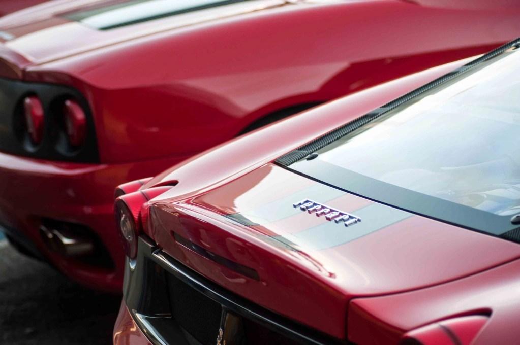 Luxury car valeting 2