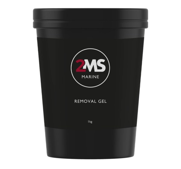 Marine Removal Gel from MS Protection