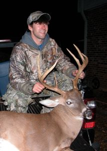 Getting in on a lease or hunt-club land late in the preseason doesn't have to hurt your chances of taking a big buck.