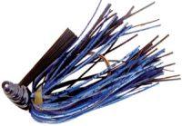 Black/blue Mann's Stone JigBlack/blue Mann's Stone Jig