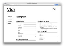 vldr-inscription