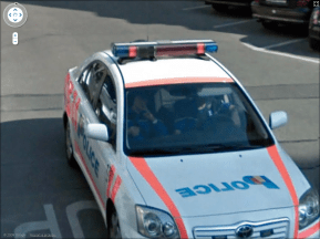 Police unable to stop Google spook vehicle