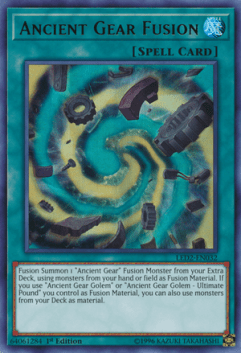 Image result for yugioh ancient gear
