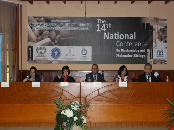 The 14th National Conference on Biochemistry and Molecular ...