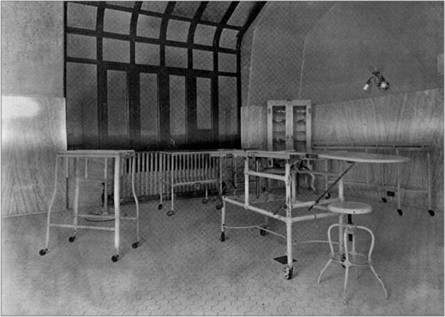 Trimble Operating Room.