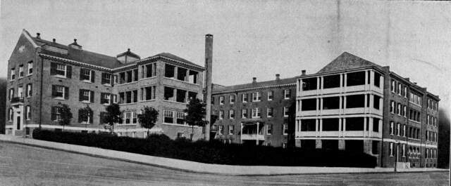 The Hospital for the Women of Maryland