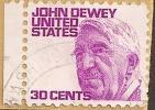 Dewey Stamp