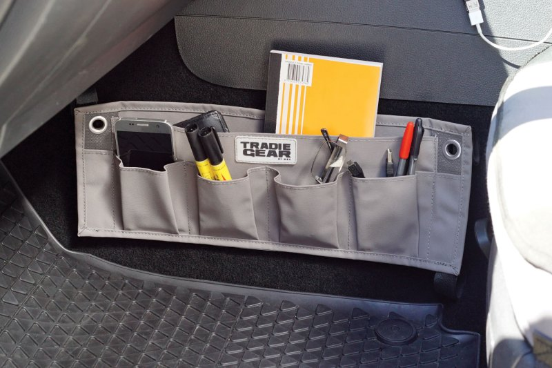 SMALL BARRIER ORGANISER - Tradie gear - TGORGSM