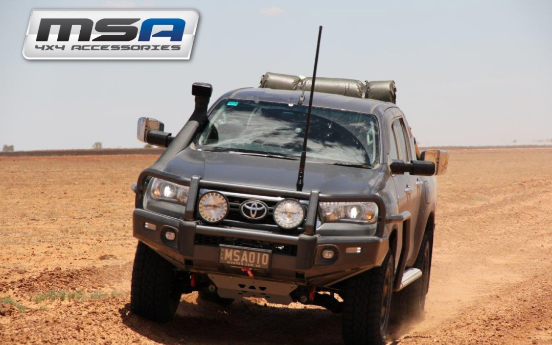 MSA 4X4's NEW Driving Mirrors Built for Work & Play!
