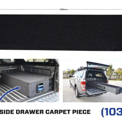 E1030 Side Drawer Piece - MSA 4X4 Accessories